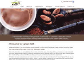 Tamarkoffi.co.uk thumbnail