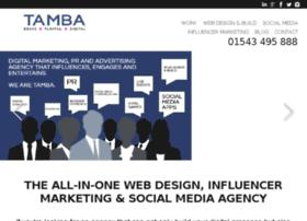Tamba.co.uk thumbnail