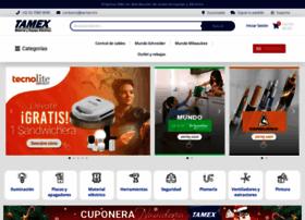 Tamex.mx thumbnail