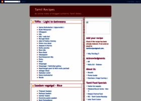 Tamilcuisine.blogspot.com thumbnail
