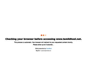 TAMILDHOOL  OM - tamildhool me at Website Informer  Visit