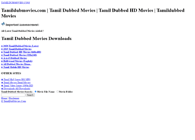 Tamildub.online thumbnail