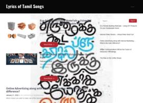 Tamillyrics.net thumbnail