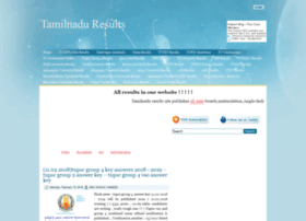 Tamilnaduresult.blogspot.in thumbnail