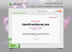 Tamilrockerss.ws thumbnail