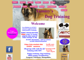 Tammysdogtraining.co.uk thumbnail