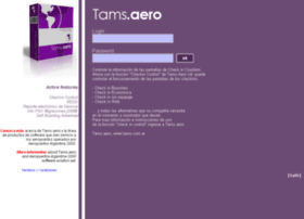 Tams.com.ar thumbnail