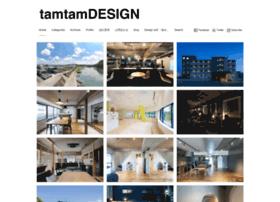 Tamtamdesign.net thumbnail
