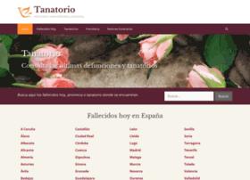 Tanatorio.net thumbnail