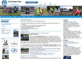 Tandem-club.org.uk thumbnail
