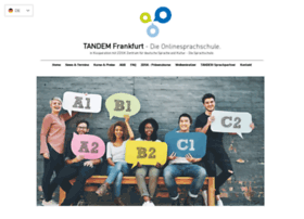 Tandem-frankfurt.de thumbnail