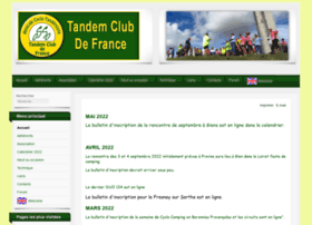 Tandemclubdefrance.fr thumbnail