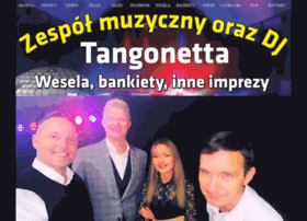 Tangonetta.biz thumbnail