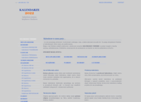 Taniekalendarze.net.pl thumbnail
