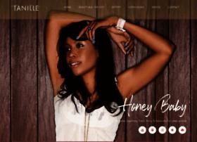 Tanille.com thumbnail