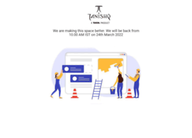 Tanishq.co.in thumbnail