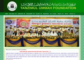 Tanjimulummah.org thumbnail
