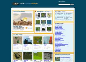 Tankgamesonline.org thumbnail