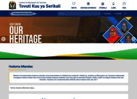 Tanzania.go.tz thumbnail