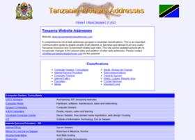 Tanzaniawebsiteaddresses.com thumbnail