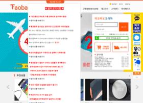 Taobaokorea.kr thumbnail