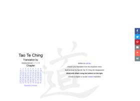 Taoteching.org.uk thumbnail