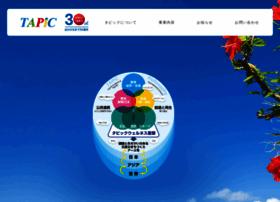 Tapic.jp thumbnail