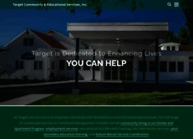 Targetcommunity.org thumbnail