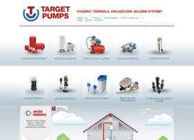 Targetpumps.cz thumbnail
