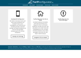 Tarifkonfigurator.de thumbnail