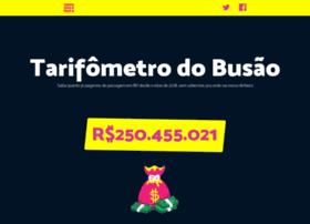 Tarifometrobh.com.br thumbnail