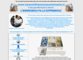 Tarocchifrancescocartomante.it thumbnail