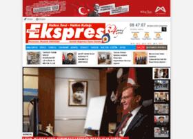 Tarsusekspres.com.tr thumbnail