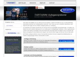 Tartarini-autogassysteme.de thumbnail