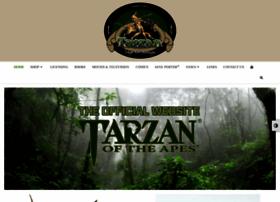 Tarzan.org thumbnail