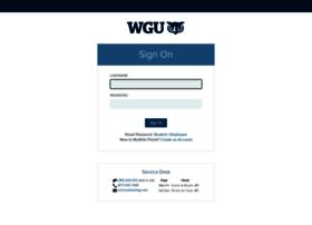 Tasks.wgu.edu thumbnail