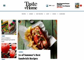 Tasteofhome.com thumbnail