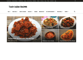 Tasty-indian-recipes.com thumbnail
