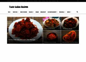 Tasty-indian-recipes.com thumbnail