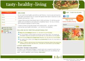 Tastyhealthyliving.com thumbnail
