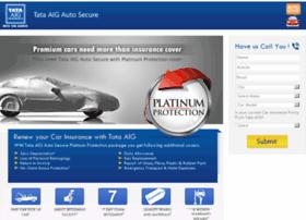 Tataaig-motorinsurance.com thumbnail