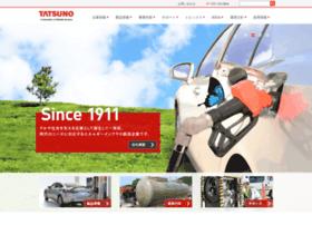 Tatsuno.co.jp thumbnail
