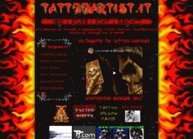 Tattooartist.it thumbnail