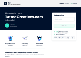 Tattoocreatives.com thumbnail