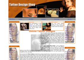 Tattoodesignshop.com thumbnail