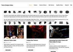 Tattoodesigsnideas.com thumbnail