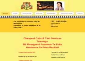 Tauranga-dial-a-cab.co.nz thumbnail