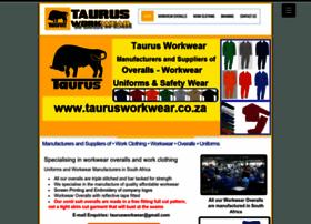 Taurusworkwear.co.za thumbnail