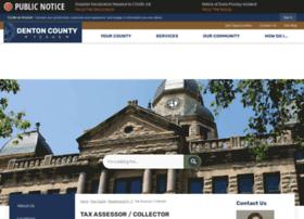 Tax.dentoncounty.com thumbnail