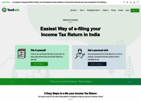 Tax2win.in thumbnail